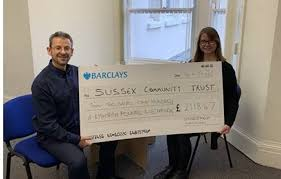 Thank you to Investment Solutions - Sussex Giving
