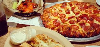 round table pizza calories fast food nutrition facts