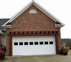 garage door overhang awesome pergola over garage an excellent option garage door overhang