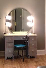 dressing table lighting ideas. The Best Bedroom Classic Makeup Vanity Idea Designed With Drawers For Table Lights Popular And Dressing Lighting Ideas D