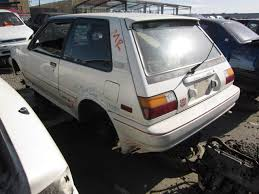 Junkyard Find: 1987 Toyota Corolla FX16 GT-S - The Truth About Cars