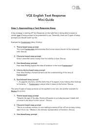 Frankenstein Character Chart How To Nail A Frankenstein Essay Lisas Study Guides