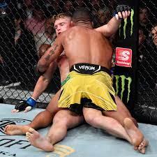UFC 264: Pros react to Gilbert Burns ...