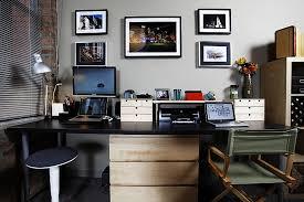 home office decor computer. Mens Office Desk Accessories Masculine Decor Home Man Ideas Computer
