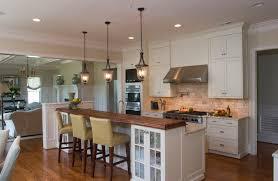 kitchen kitchen island breakfast bar pendant lighting simple on