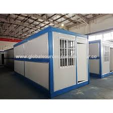 Foldable Houses China Foldable House Prefab Container House Folding Modular