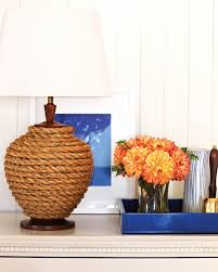 How to make a twine rope lamp base