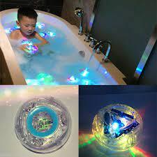 bathroom led light kids color changing