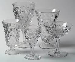 Fostoria Glass Patterns