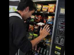 The Vending Machine King Cool Zach King How To Hack Vending Machine YouTube