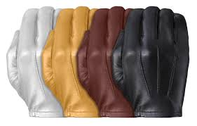 tough gloves ultra thin patrol cabretta unlined leather gloves