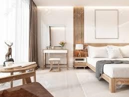 Modern Light Wood Furniture Modern Light Bedroom With Wooden Furniture In Scandinavian Style