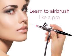 beauty is in the air luminessair airbrush makeup machine airbrush makeup