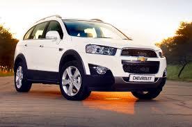 Chevrolet Captiva 2.2 LTZ Diesel: Reaching for higher ground ...