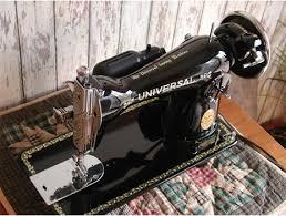 Universal Sewing Machines