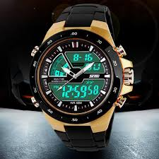 watches companies promotion shop for promotional watches companies skmei men s watch men luxury brand analog digital led sports watch waterproof fashion casual quartz watch relogio masculino 2017
