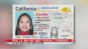 Standards Meet Federal Issued Ids Don't Real