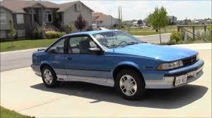 1989 Chevy Cavalier Z24 2.8 Liter V6 - YouTube