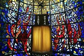 stained glass minecraft stained glass window the stained glass in temple chapel is the work of