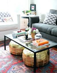 small coffee table ideas small coffee table ideas with stools ottoman best on space small round