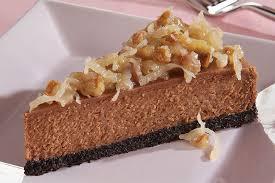 german chocolate cheesecake. Contemporary German BAKERu0027S GERMANu0027S Chocolate Cheesecake With German R