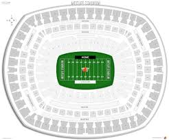 Meadowlands Seating Chart Credible Meadowlands Stadium Seating Chart Metlife Stadium