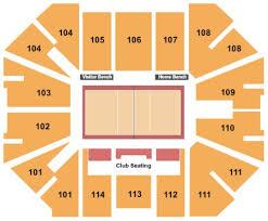 Dakotadome Tickets And Dakotadome Seating Charts 2019