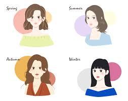 パーソナルカラーの夏サマー特集似合う服髪色アイシャドウはこれ