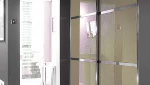 creme sliding glass wardrobe doors
