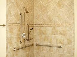 Simple Bathroom Shower Tile Ideas Simple Bathroom Designs Showers
