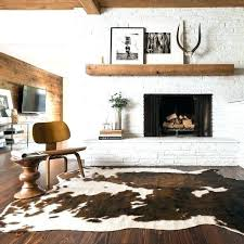 faux cow skin rugs white cow skin rug large faux cowhide rug the wooden houses how