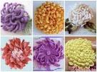 Схемы цветов крючком мастер класс