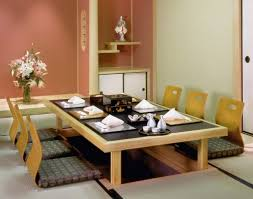 Japanese Style Dining Table Toronto