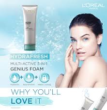 formulated with french mountain water which is rich in minerals that cleanses skin while providing hydration