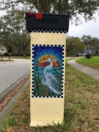 Alternative Mosaic Mailbox Designs How To Mosaic