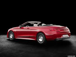 2017 Mercedes-Maybach S 650 Cabriolet | HD Wallpaper #30