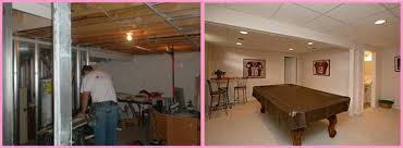 basement remodels before and after. Basement Before And After Photos - Columbus | Cleveland Powell . Remodels