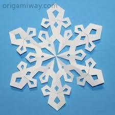 Free Paper Snowflake Patterns