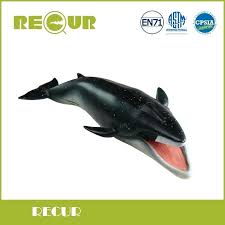 whale toys recur fin marine delicate hand painted soft model collection action figures gift for whale toys