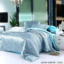 silver comforter queen amazing cal king size bedding x 7 pieces bachelor set throughout blue comforters silver comforter