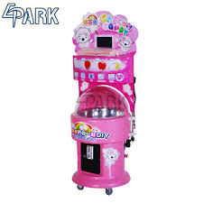 Vending Machine Candy Wholesale Simple China DIY Cotton Candy Vending Machine Manufacturers And Suppliers