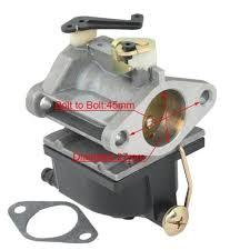 Carburetor Kit Carburetor Carb 640065 640065A for Tecumseh 13HP 13.5 ...