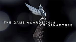 Resultado de imagen para The Game Awards 2018