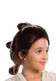 Rey Hair Style star wars rey wig for kids 7041 by stevesalt.us