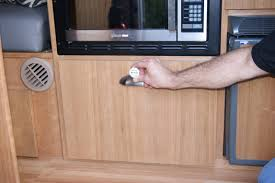 Rv Cabinet Drawer Latches Invisible Rv Cabinet Latch A Worthwhile Modification