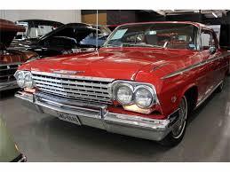 1962 Chevrolet Impala for Sale | ClassicCars.com | CC-1030274