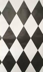 Bolcom Modern Arts Papier Behang Ruit Zwartwit Design