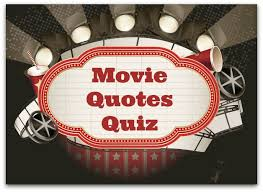 Movie Quote Trivia Inspiration Uncle John's Extremely Tough Movie Quote Quiz