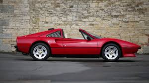 This must be the most recognizable ferrari model. Lot 506 1985 Ferrari 308 Gts Qv Youtube