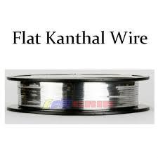 Genuine Vapowire Flat Kanthal Wire Spool
